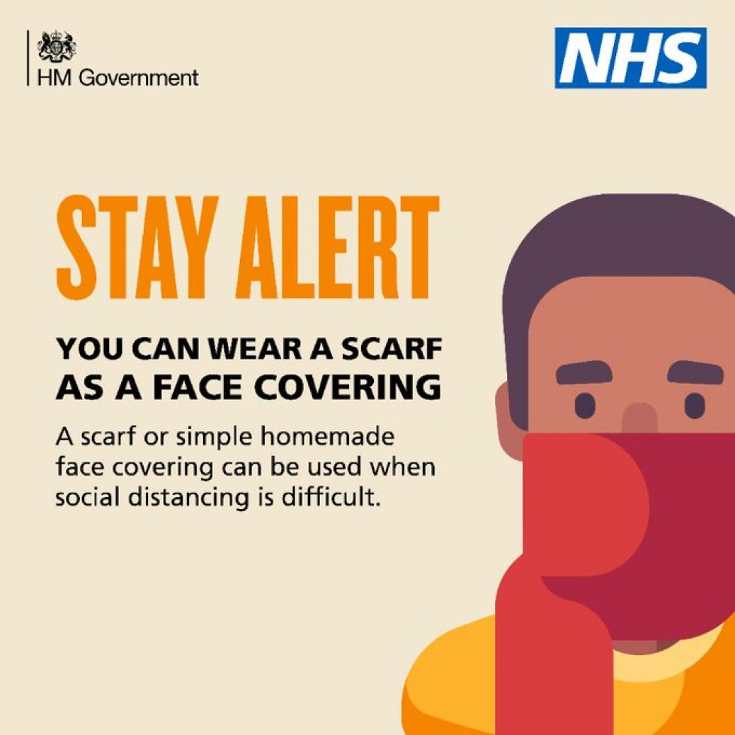2020.05.20_StayAlert_FaceCoverings_Twitter 1x1
