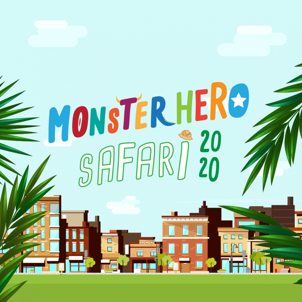 Monster Hero Safari!