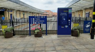 Whitby in Bloom