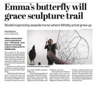 Yorkshire Sculpture Collection Coverage 1